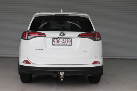 2015 Toyota RAV4 ALA49R GX Suv