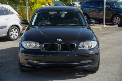 2009 BMW 1 Series E87 MY09 118i Hatchback Image 3