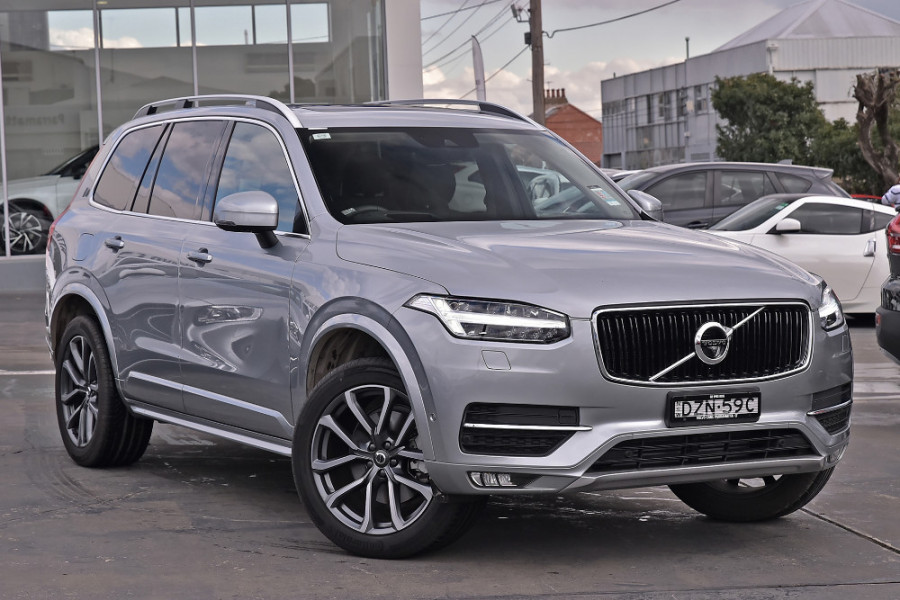 2018 MY19 Volvo XC90 L Series T6 Momentum Suv Mobile Image 1