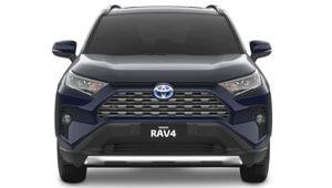 All New RAV4 A refreshing change of scene