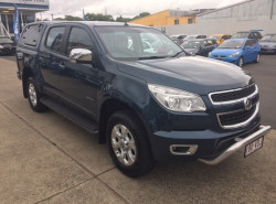 Holden Colorado LTZ RG MY14