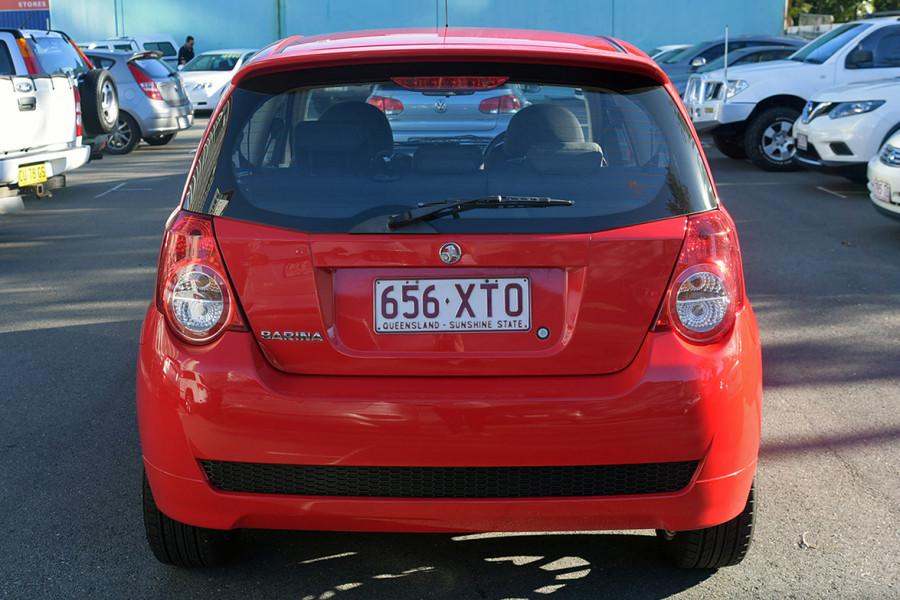 2009 Holden Barina TK MY09 Hatchback Mobile Image 5