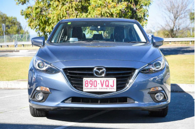 2015 Mazda 3 BM Series SP25 GT Sedan Image 3