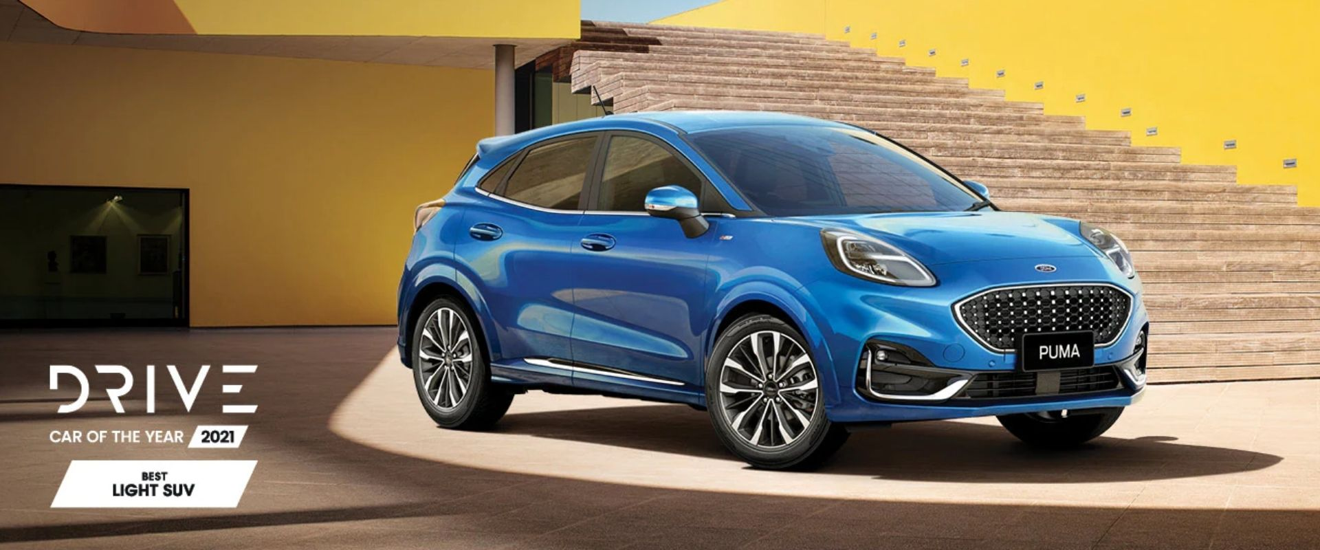 Ford Puma Wins Drive Car of the Year 2021 Award for Best Light SUV