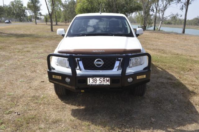 2012 Nissan Navara MY12