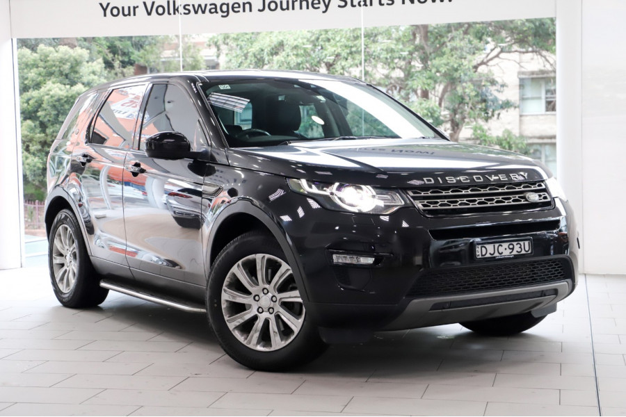 2016 MY16.5 Land Rover Discovery Sport L550  Si4 SE Suv