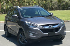 Hyundai ix35 Elite (AWD) LM Series II