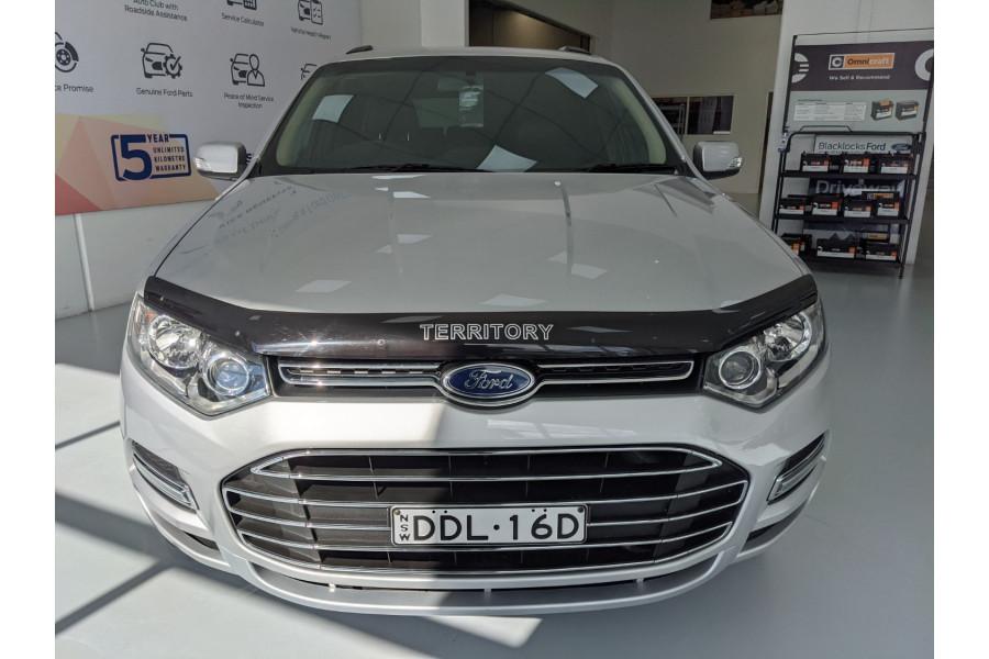 2014 Ford Territory SZ TITANIUM Wagon