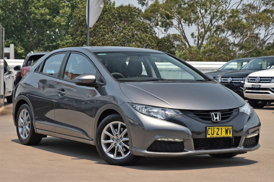 2012 Honda Civic VTi-S