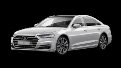 New Audi A8 Sedan