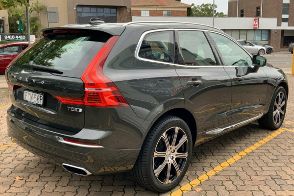 2018 MY19 Volvo XC60 246 MY19 T5 Inscription (AWD) Suv Image 4