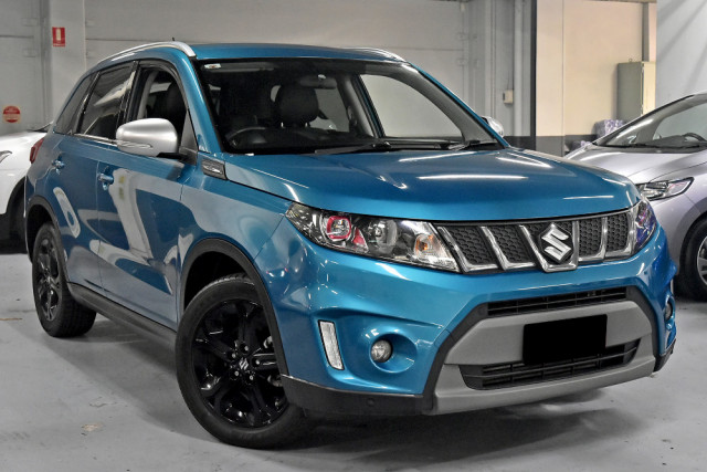 2016 Suzuki Vitara LY S Turbo Suv