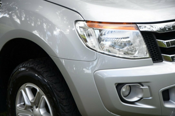 2012 Ford Ranger PX XLT Dual cab Image 2