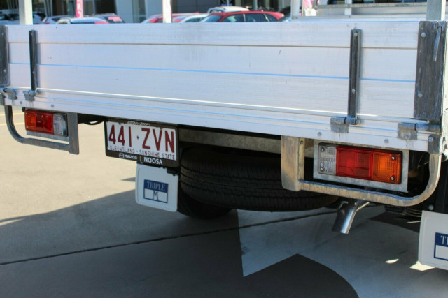 2013 Mazda BT-50 UP0YD1 XT 4x2 Cab chassis Image 5