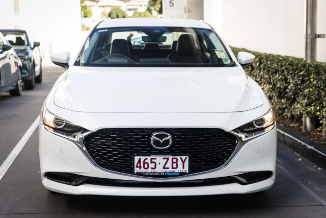 2019 Mazda 3 BP G20 Touring Sedan Sedan Image 3