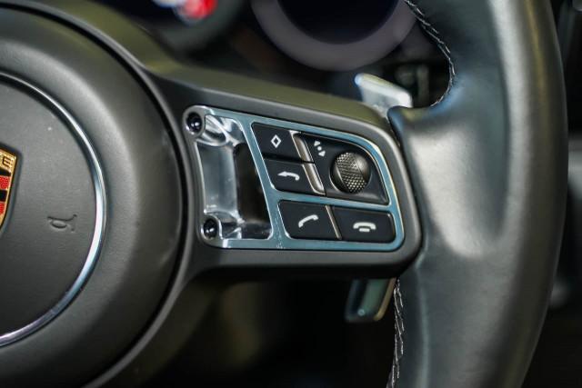 2018 Porsche Cayenne 9YA MY19 Turbo Suv Image 13