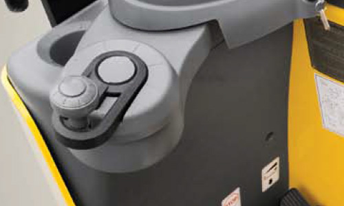 Newly Designed Steer Control Handle