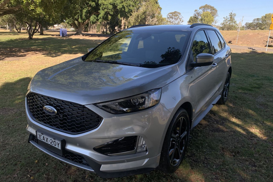 2018 MY19 Ford Endura CA 2019MY ST-Line Suv Mobile Image 1