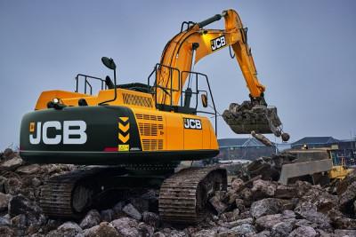 New JCB JS 300LC Excavator