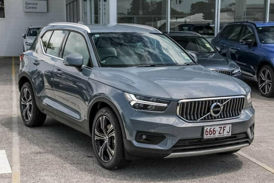 2019 MY20 Volvo XC40 XZ T4 Inscription Suv Mobile Image 2