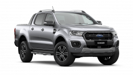 2020 MY20.25 Ford Ranger PX MkIII Wildtrak Utility