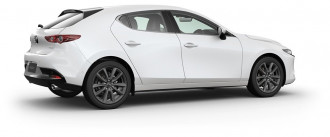 2021 Mazda 3 BP G20 Touring Hatchback image 11