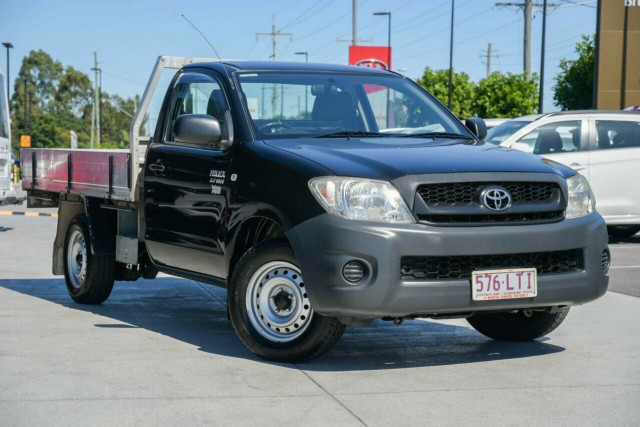 2009 Toyota Hilux Workmate 4x2
