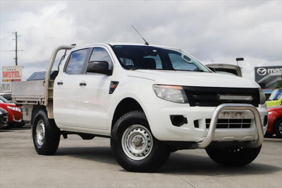 2011 Ford Ranger PX XL Cab chassis Image 2