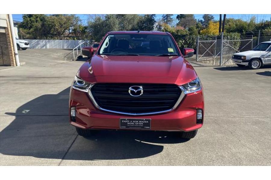2020 MY21 Mazda BT-50 TF XT Ute