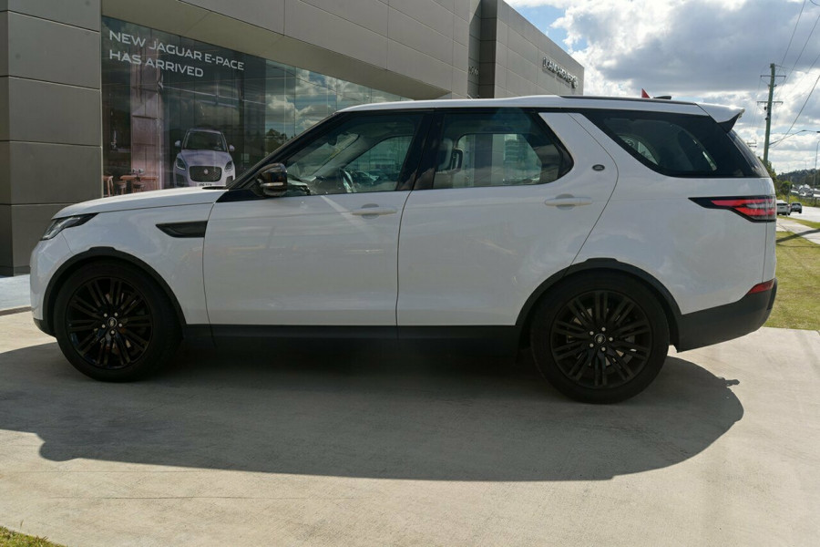 2017 Land Rover Discovery Vehicle Description.  5 L462 MY18 TD6 HSE WAG SA 8SP 3.0DT TD6 Suv Mobile Image 5