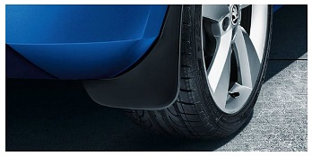Accessories: Rear Mud Flaps (Wagon)