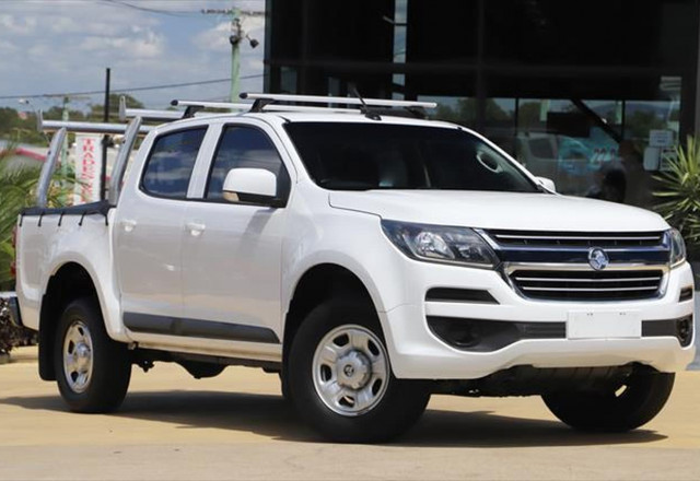 2017 Holden Colorado RG MY17 LS Utility