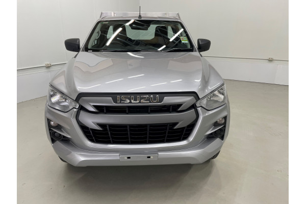 2021 Isuzu UTE D-MAX RG SX 4x2 Single Cab Chassis Cab chassis Image 2