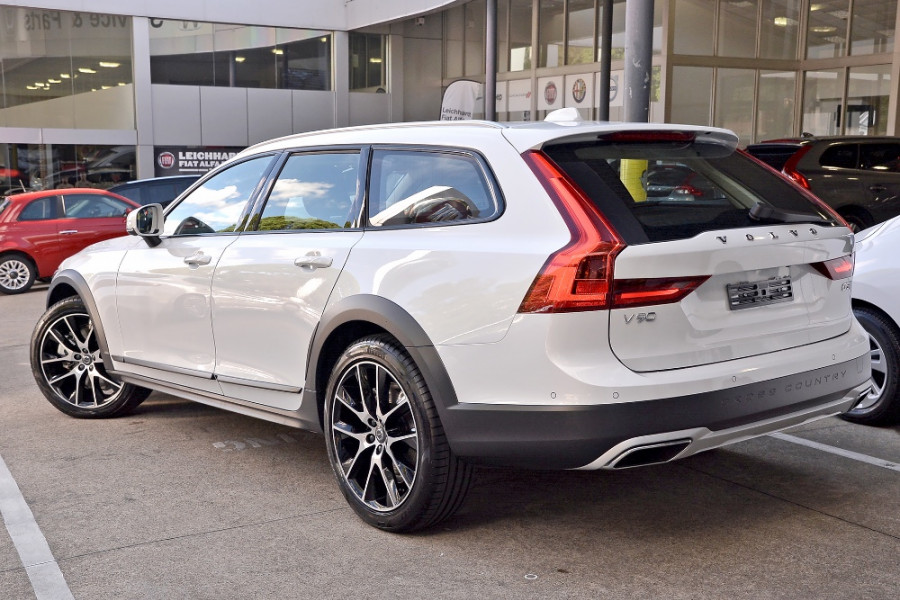 Demo 2017 Volvo V90 Cross Country #5358985 Rushcutters Bay - Autosports Group