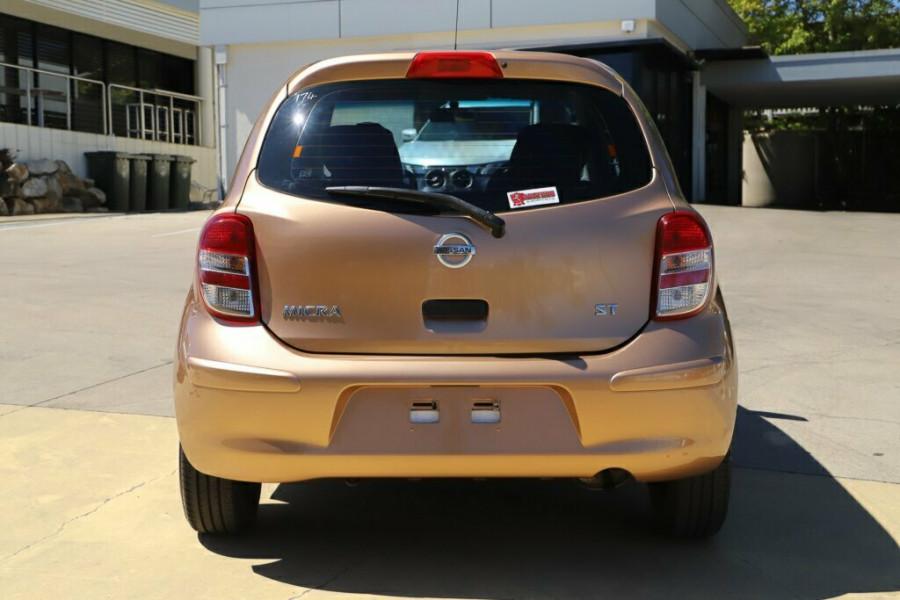 2010 Nissan Micra K13 ST Hatchback
