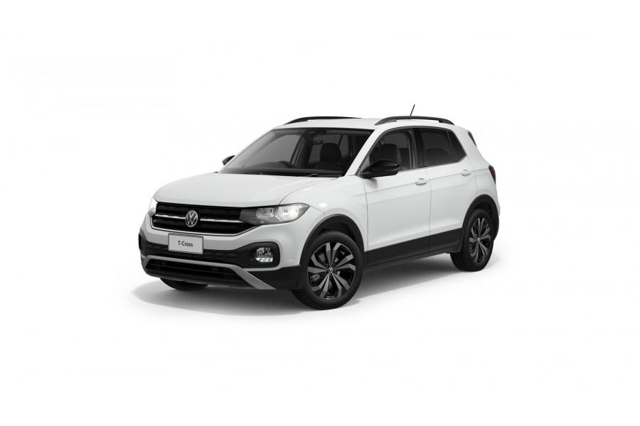 2021 Volkswagen T-Cross CityLife Black 1.0L T/P 7Spd DSG Suv