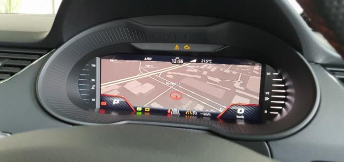 2019 Skoda Octavia NE RS Sedan Sedan Image 4