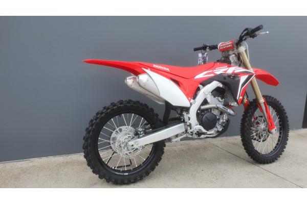 2020 Honda CRF250R TEMP 2020 CRF250R Motorcycle Image 2
