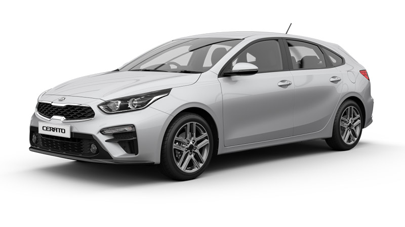 2021 MY1  Kia Cerato BD Sport with Safety Pack Hatchback