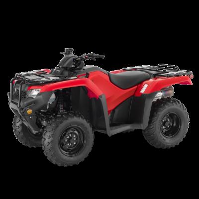 New Honda TRX420FM2L