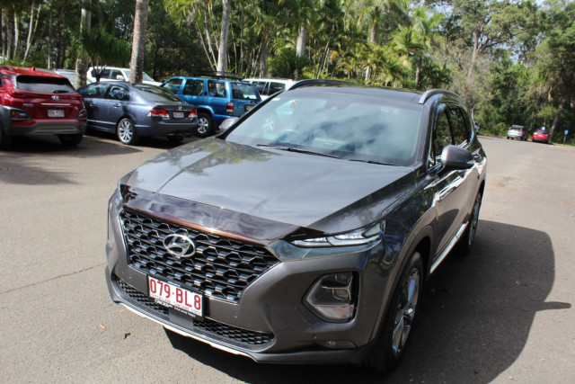 2019 Hyundai Santa Fe TM Highlander Suv Image 4