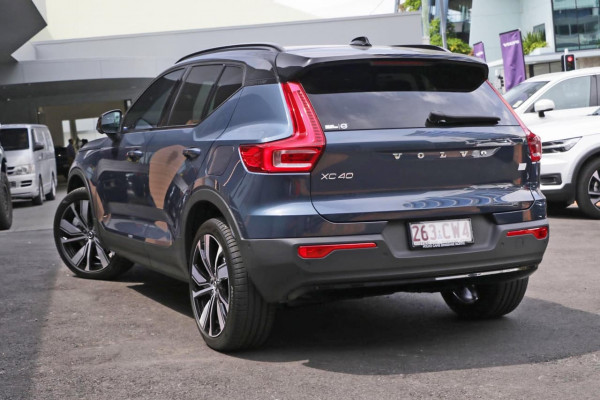 2021 Volvo Xc40 (No Series) MY22 Recharge Pure Electric Suv Image 2