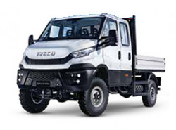 New Iveco Daily 4x4