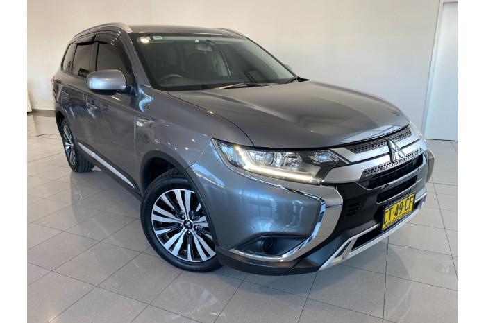 2019 Mitsubishi Outlander ZL MY19 ES Suv