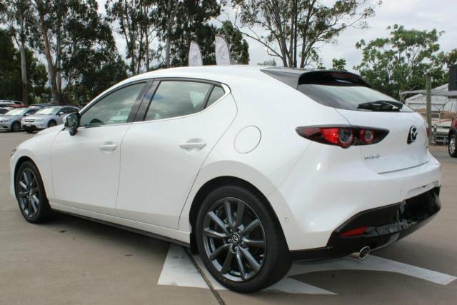 2021 Mazda 3 BP G20 Touring Hatchback Mobile Image 7
