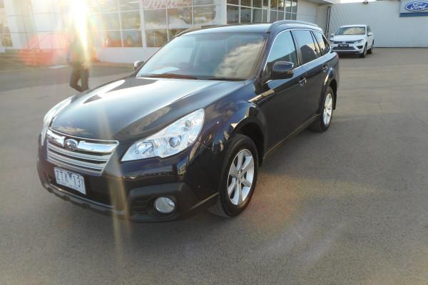 2013 Subaru Outback 5GEN 2.5i Suv Image 4