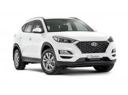 Hyundai Tucson Active X with safety pack TL3