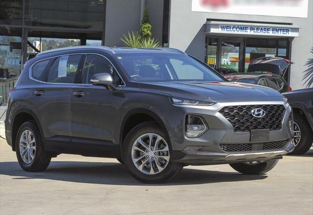2020 Hyundai Santa Fe TM.2 MY20 Active Suv