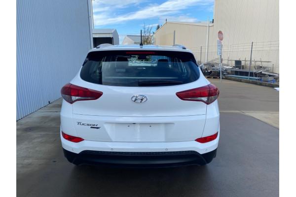 2018 Hyundai Tucson TL Active X Suv Image 5