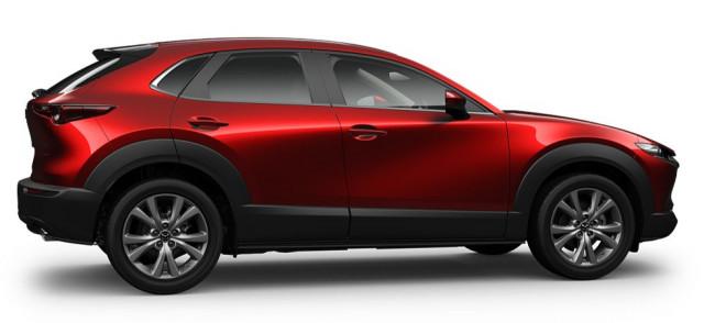 2020 Mazda CX-30 DM Series G20 Evolve Wagon Mobile Image 10